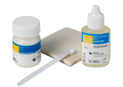 ALPHA-DENT ® GLASS IONOMER CEMENT