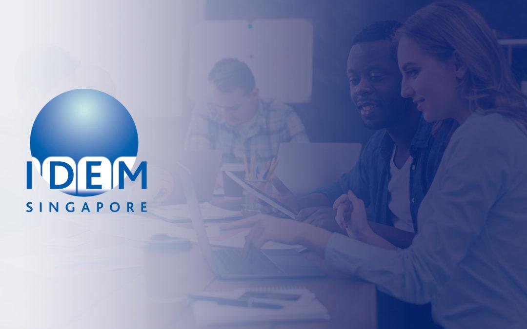 IDEM 2020 is Going Digital